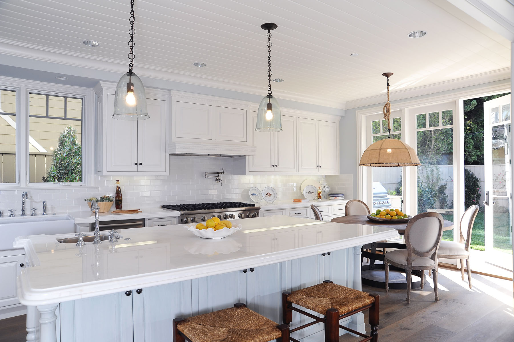 Cape Cod in California : DTM Interiors by Aimee Miller