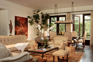 celebrities living rooms dtm interiors home staging design build los angeles 11563